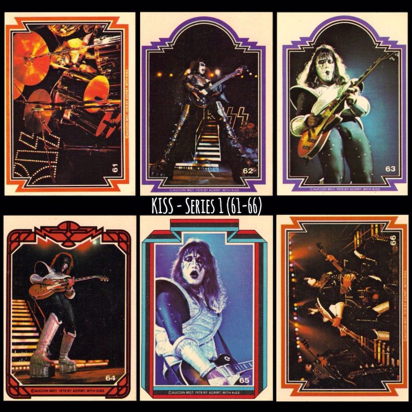 KISS Cards For A Dollar