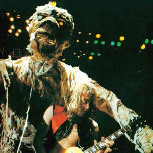 Eddie & Iron Maiden