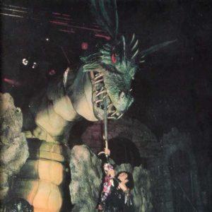Dio & the dragon