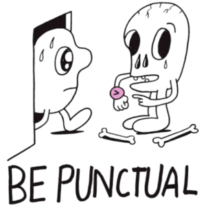 Be Punctual