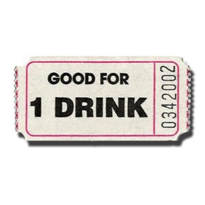 Free Drink Ticket